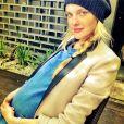 Carol Trentini deu à luz o primeiro filho na madrugada desta sexta-feira, 9 de julho de 2013