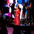 Ivete Sangalo faz show em Los Angeles com a turnê 'Real Fantasia USA Tour 2013'. Ela se apresentou no Nokia Theater, em 10 de agosto de 2013