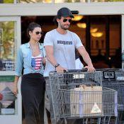 Mel Fronckowiak sobre namoro com Rodrigo Santoro: 'Momento de apaixonamento'