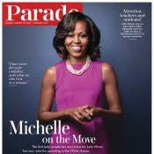 Sem franjinha, Michelle Obama admite em revista: 'Estou satisfeita como mulher'