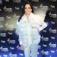 Carolina Ferraz brilhou em evento de marca de beleza Pantene