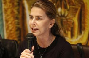 Maitê Proença diz no Festival de Gramado: 'Atuar era a última das preocupações'