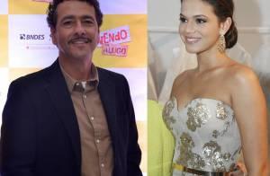 Bruna Marquezine será par romântico de Marcos Palmeira em trama de Manoel Carlos