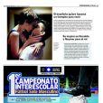 Romance de Nina (Débora Falabella) e Jorginho (Cauã Reymond), em 'Avenida Brasil', conquista fãs do Chile