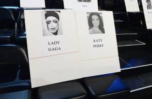 Lady Gaga e Katy Perry vão sentar lado a lado no VMA após rumores de disputa