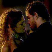 Sophie Charlotte tem cenas ousadas com Juliano Cazarré no filme 'Serra Pelada'