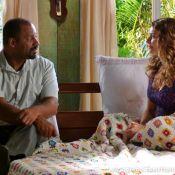 'Flor do Caribe': Doralice (Rita Guedes) pede a separação a Quirino