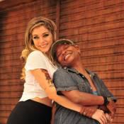 Luma Costa sobre namoro com Mart'nália em trama: 'Não damos beijos, só selinhos'