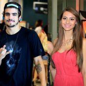 Fã nega ter passado a noite com Caio Castro: 'Só dei um beijo nele'
