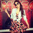 Bruna Marquezine está na disputa pelo título de  campeã do quadro 'Dança dos Famosos'