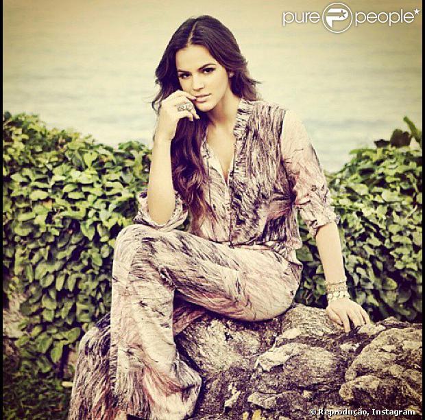 Bruna Marquezine está na proxima novela de Manoel Carlos, 'Em Família'