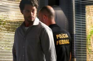 'Flor do Caribe': Dionísio fica preso após acareação com Hélio e jura vingança
