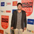 Bruno de Luca prestigia o Prêmio Multishow 2013