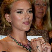 Scarlett Johansson está noiva do namorado, Romain Dauriac: 'Encontrou o amor'