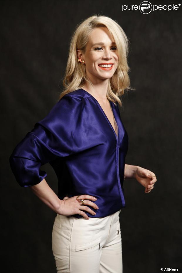 Mariana Ximenes é a preferida do diretor Cacá Diegues para interpretar Hebe nos cinemas, informou o jornal 'Extra' nesta quarta-feira, 11 de setembro de 2013