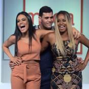 Letícia Lima, Roberta Rodrigues e Juliano Cazarré se divertem em evento. Fotos!