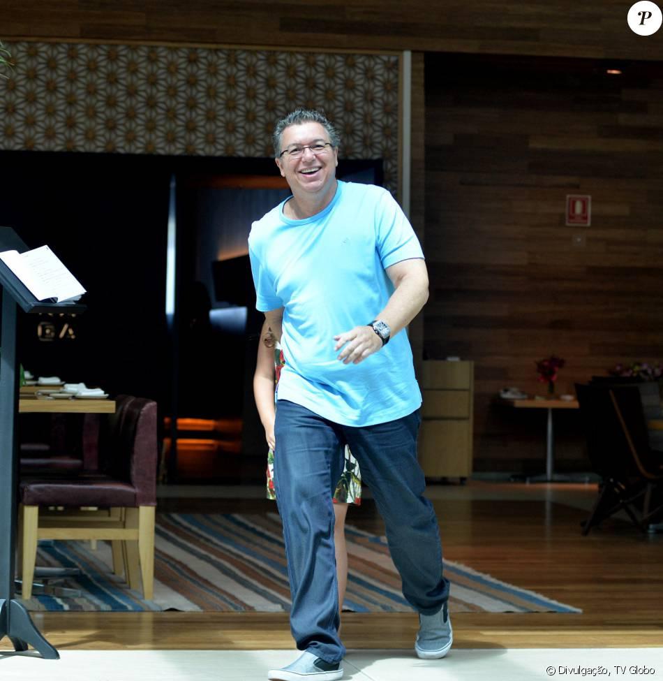 Boninho fala sobre o novo sistema de votação e dispara: 'Nem minha mãe confia (risos)!'