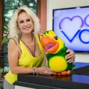 Ana Maria Braga continua no 'Mais Você' e não está negociando com a Record