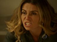 Giovanna Antonelli é elogiada por cena de incêndio em 'A Regra do Jogo': 'Diva'