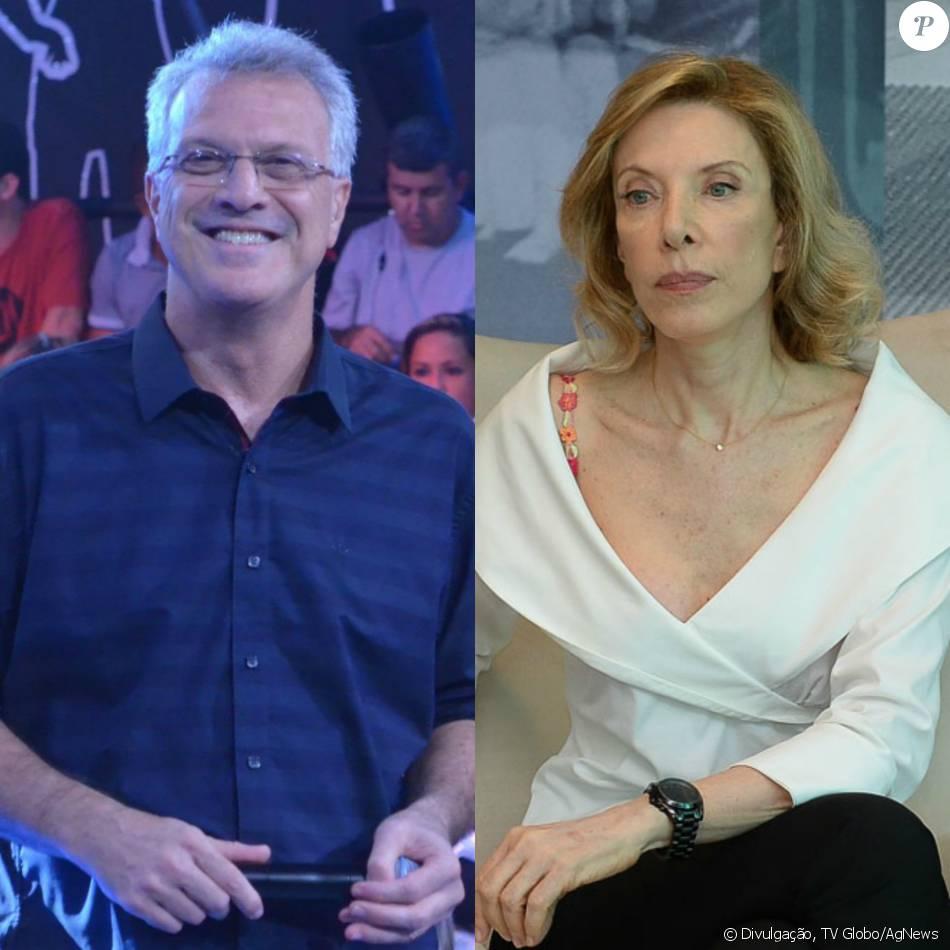 Pedro Bial vai substituir Marília Gabriela no canal pago GNT a partir de maio, conta o colunista Fernando Oliveira, do jornal 'Agora São Paulo', nesta terça-feira, 23 de fevereiro de 2016