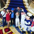 Angélica grava 'Estrelas' em cruzeiro da Disney com Isabelle Drummond, Fabiana Karla, Henri Castelli, Marcos Pasquim e Tom Cavalcante