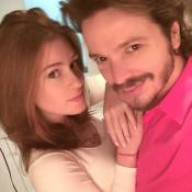 Tiago Parente explica novo corte de cabelo de Marina Ruy Barbosa: 'Moderna'