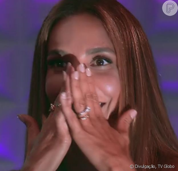 Ivete Sangalo chorou ao saber que será enredo da Grande Rio no Carnaval 2017