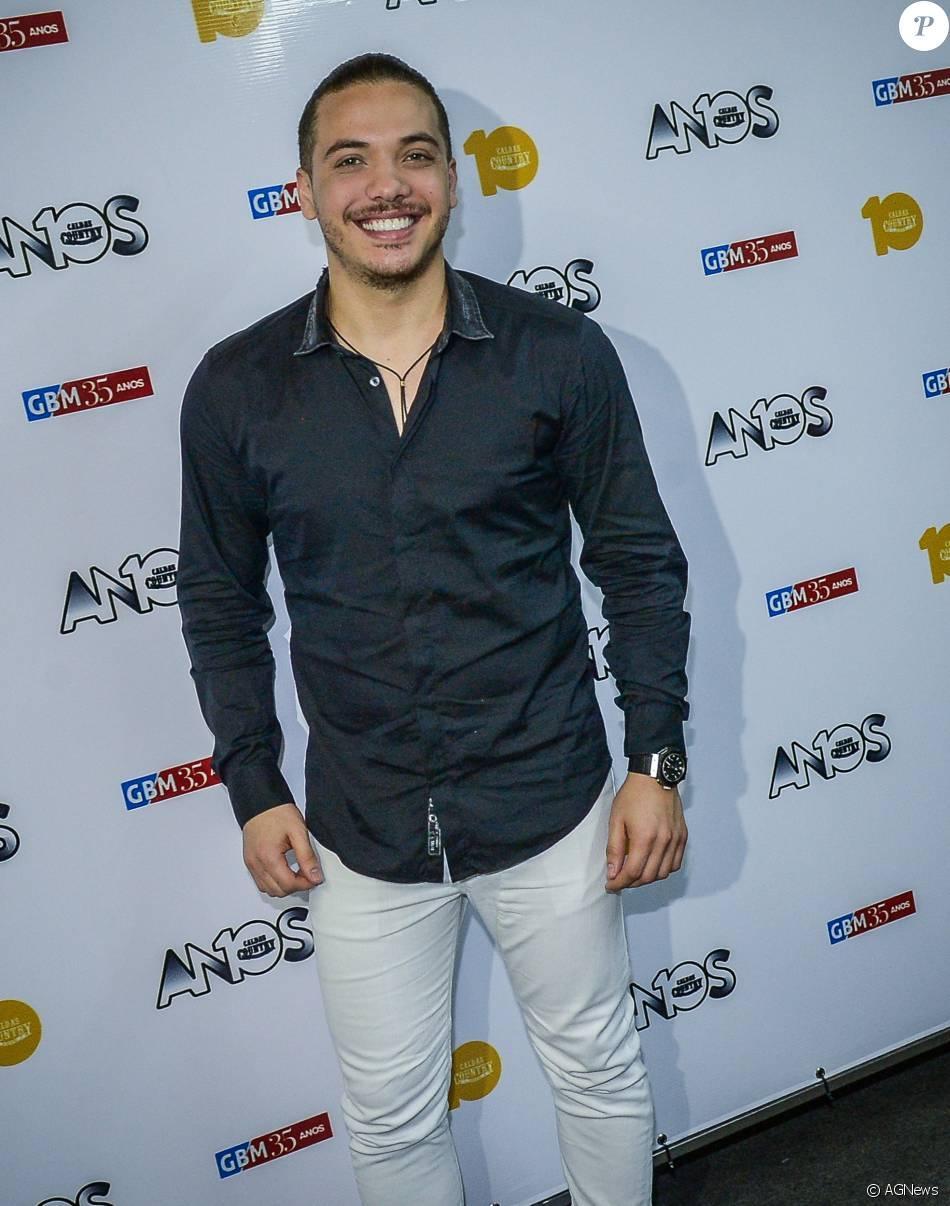 Rede Globo quer contratar Wesley Safadão para ser jurado do 'The Voice Brasil'. Notícia foi divulgada nesta quarta-feira, 24 de fevereiro de 2016