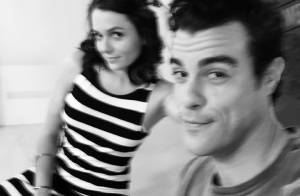 Joaquim Lopes comenta nova fase no 'Vídeo Show' e fala de Monica Iozzi: 'Irmãos'