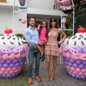 Marcos Mion comemora aniversário da filha com festa em SP