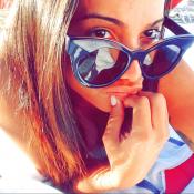 Anitta curte praia em Miami com cantor colombiano Maluma e dança 'Work'. Vídeo!
