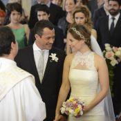 'Amor à Vida': casamento de Paloma e Bruno vira confusão com barraco de Pilar