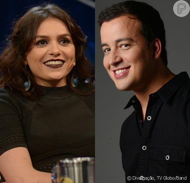 Monica Iozzi está ajudando Rafael Cortez a tentar uma vaga na Globo, diz a colunista de TV Keila Jimenez