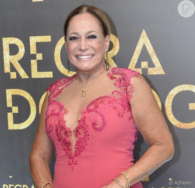 Susana Vieira conta que é desejada pelo homens: 'Eles me acham muito sexy'. Declaração foi dada ao jornal 'Extra' em matéria publicada neste domingo, 27 de fevereiro de 2016