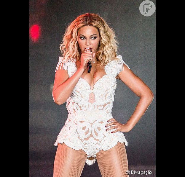 Beyoncé foi a primeira atração principal desta edição do Rock in Rio. A norte-americana se apresentou na sexta-feira, 13 de setembro de 2013