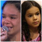 Bruna Marquezine é comparada com candidata do 'The Voice Kids': 'São idênticas'