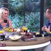 Ana Maria Braga brinca após comentários de Gloria Pires na transmissão do Oscar