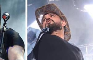 Mais magro, Luciano exibe antes e depois: 'Como consegui chegar a 94 kg?'