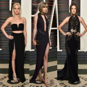 Jennifer Lawrence, Taylor Swift e mais famosas arrasam em festa pós-Oscar. Looks