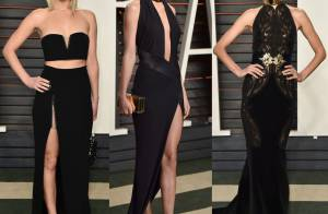 Jennifer Lawrence, Taylor Swift e mais famosas arrasam em festa pós-Oscar. Looks