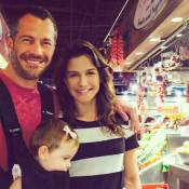 Malvino Salvador será pai outra vez! Kyra Gracie está grávida do 2º filho