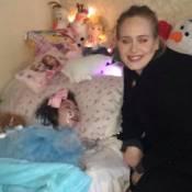 Adele visita fã de 12 anos em estado terminal na Irlanda do Norte: 'Adorável'