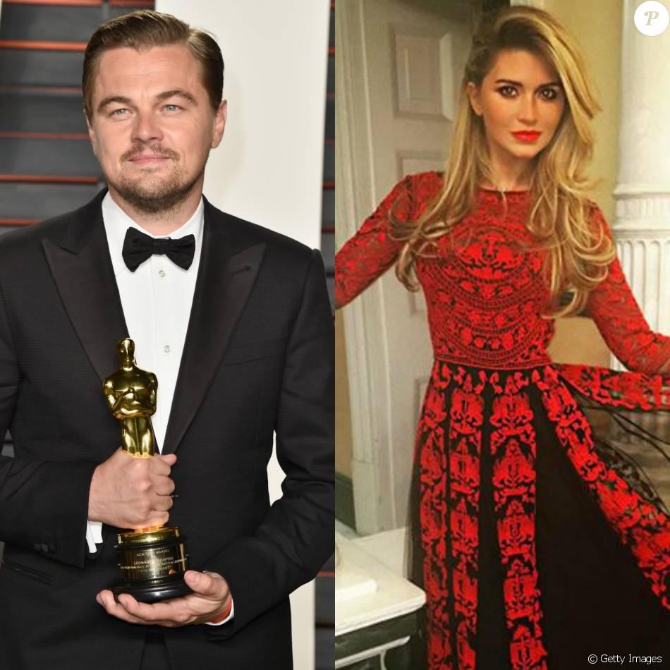 Leonardo DiCaprio vive affair com americana ex-participante de reality show, diz jornal inglês