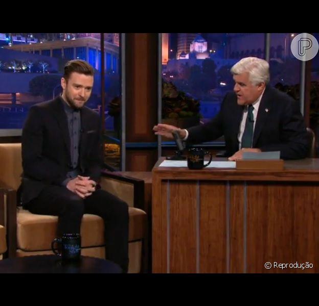 Justin Timberlake revela que teve infecção alimentar durante sua primeira passagem pelo Brasil
