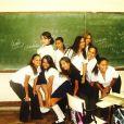 Anitta se destacava em sua turma no colégio