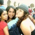 Anitta sempre teve muitas amigas