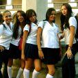 Popular e cheia de amigos no colégio, Anitta também era boa aluna na escola