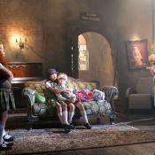 Anna Livya Padilha, a 'menina fantasma', grava participação em 'Carrossel'