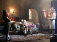 Anna Lyvia Padilha, a 'menina fantasma', grava participação em 'Carrossel'