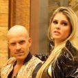 Mateus Verdelho comentou no 'Hoje em Dia' as relações sexuais que manteve com Bárbara Evans em 'A Fazenda': 'Tem uma hora que você não aguenta'